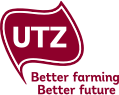 UTZ sign for Organic coffee