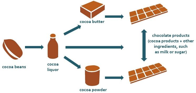 How Bean to Bar Chocolate is Made