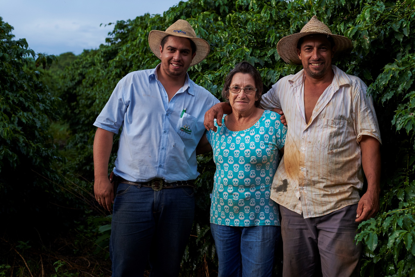"""As head of family, I have to look at good profitability to make sure we have enough in the future. Only though good management this is possible. Coffee has always been our traditional cash crop and quality increase is definitely one of the objectives, so we need to make more with less. Maintaining natural resources such as our set aside land and water sources is also vital to our living. UTZ gives us good management tools, and with the support of Caminho Sustentia, we believe enough growth is supported to our professionalization. With the structure of UTZ program, it is clear where improvements are needed. This capacity, specially for smallholder farming is key."""