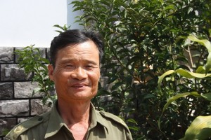 Pham Van Hoan, Lam Dong, Vietnam - part of the Coffee Climate Care project - UTZ Certified