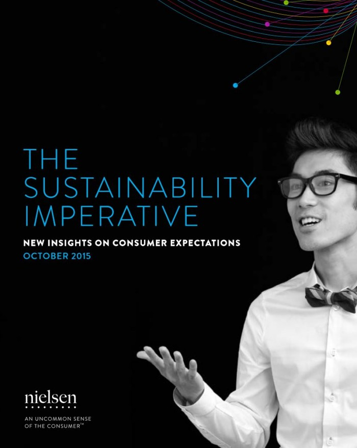 Nielsen sustainability report October 2015