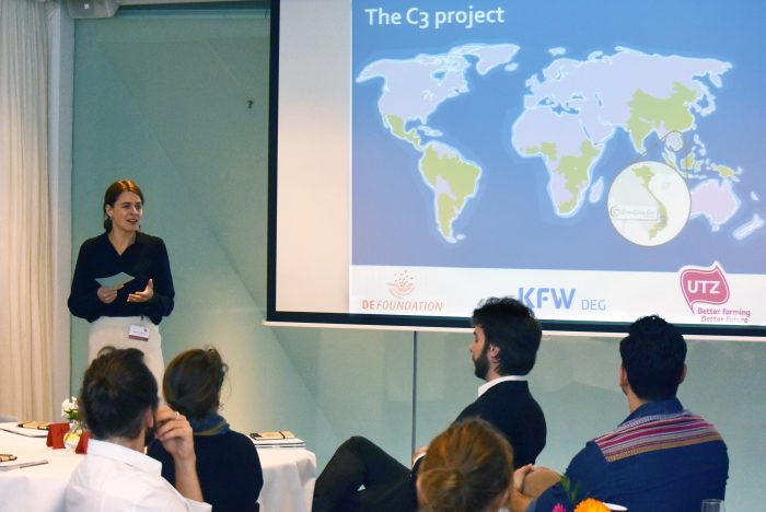 Britta Wyss Bisang_Coffee Climate Care_Round table _The Netherlands