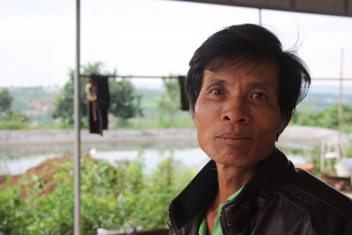 Nguyen Thu Truc, Coffee Farmer, Coffee Climate Care project, Vietnam